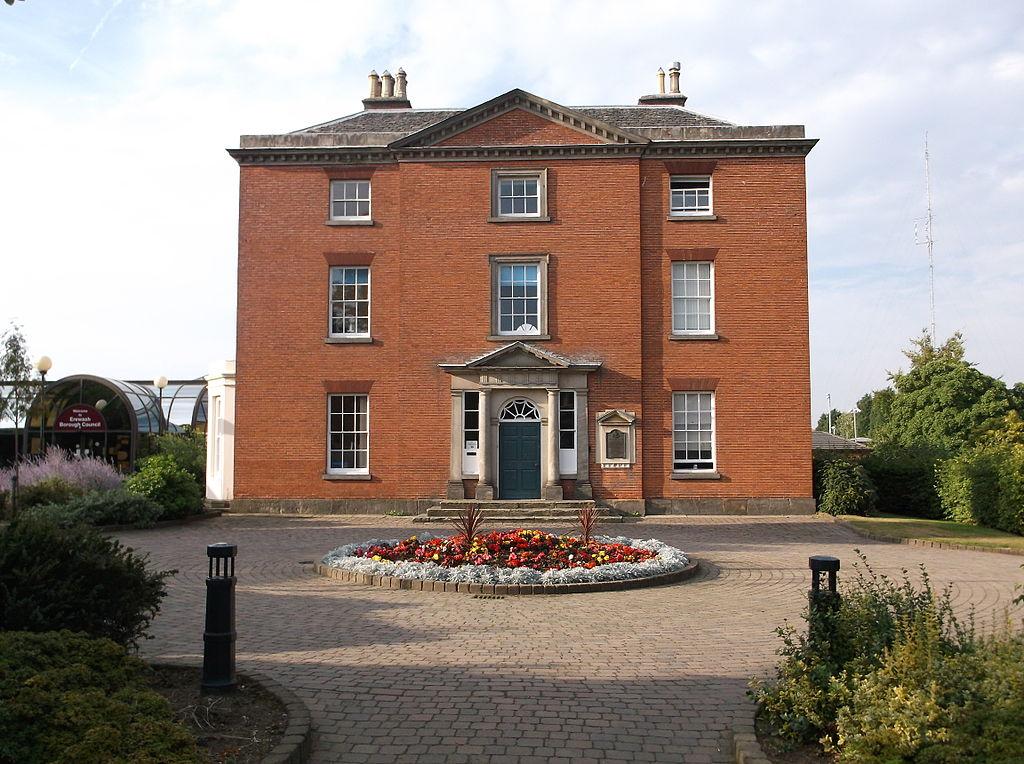 Long Eaton Town Hall