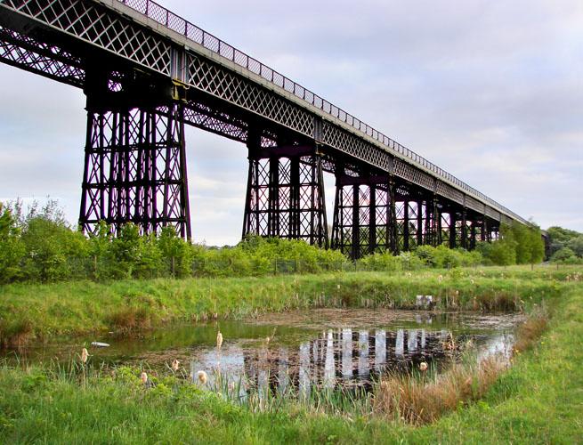 Bennerley Viaduct, Ilkeston