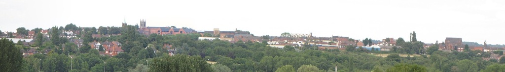 Ilkeston Panorama