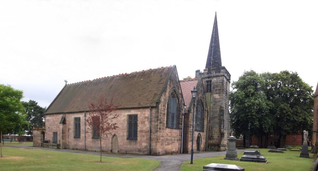 St Laurence Church, Long Eaton