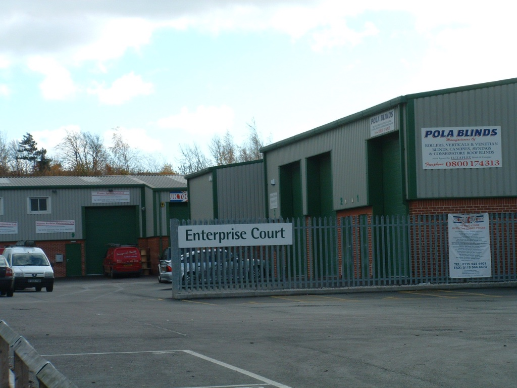 Business Unit On Manners Industrial Estate